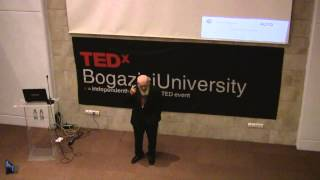 Embracing Challenges: Tuncel Kurtiz at TEDxBogaziciUniversity
