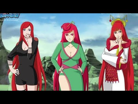 All 9 Uzumaki Clan Members in Boruto and Naruto