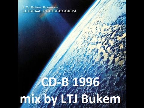 LTJ Bukem presents Logical Progression (CD-B mixed set, original 1996 version) Intelligent DnB online metal music video by LTJ BUKEM