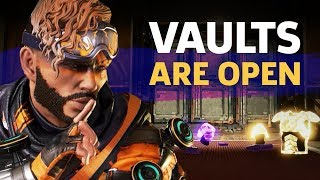 Apex Legends Vault Locations And How To Get Keys