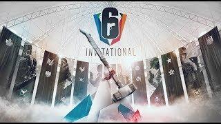 Rainbow Six - Six Invitational 2018 - LIVESTREAM - Finals