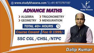 Maths Live Classes For Competitive Exams