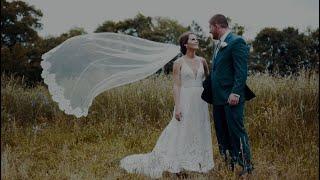 A Beautiful, Rustic Barn Wedding // Ellen & Austin