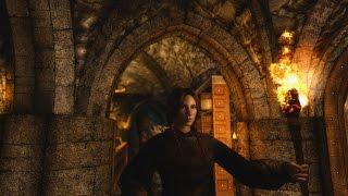 Прохождение Skyrim Association #10. Почти у цели. Коллегия бардов