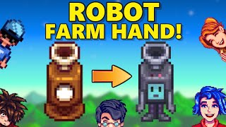 5 Handy mods for Stardew