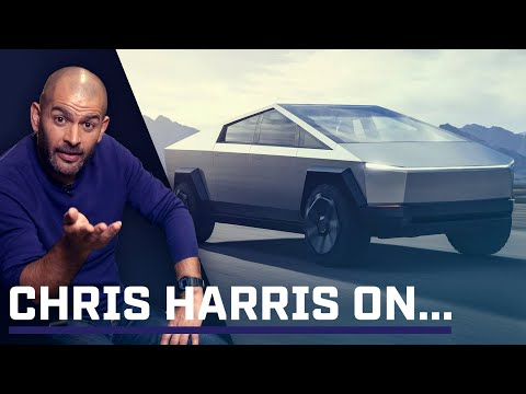 Chris Harris on… the Tesla Cybertruck | Top Gear