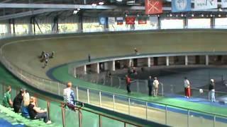 Чемпионат России 2009. Кейрин, женщины