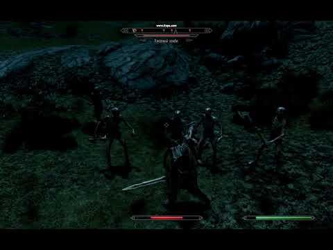 Zombie Horde Skyrim SE Creation Club question :: The Elder Scrolls V