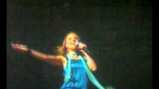 Jordan Pruitt At High School Musical - The Concert