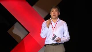 Erlan Sagadiyev at TEDxAlmaty