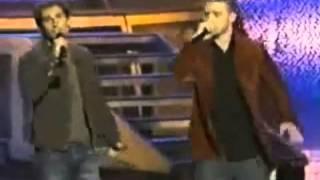 Gambar cover Bruno Mars vs. Justin Timberlake (Beatboxing)