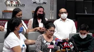 Diputados y pobladores de Ixtlahuacán piden esclarecer la desaparición forzada de Anel Bueno
