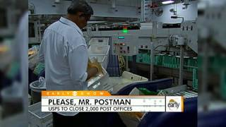 2,000 Post Office Locations May Close