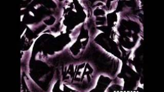 12 Violent Pacification by Slayer