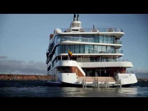 Celebrity Cruises Flora Cruise Ship Tour | Cruise Ship Tour