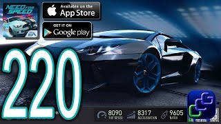 NEED FOR SPEED No Limits Android iOS Walkthrough - Part 220 - Underground Chapter 18: Final Showdown