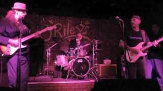 """""""Angel of Mercy"""" Jonny Lang cover, PART ONE, Jason Cloud Jam at O'Riley's, Dallas, 11-12-14."""