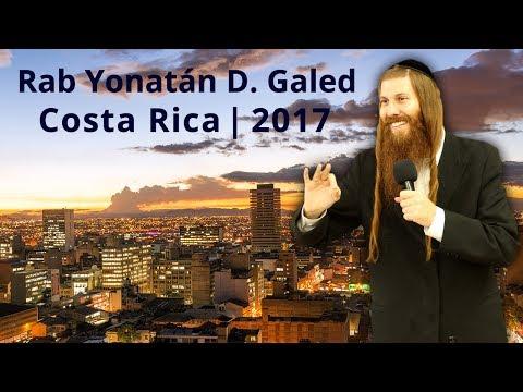 ¡Amate a Ti Mismo! | El Rabino Yonatán en Vivo - Costa Rica 2017