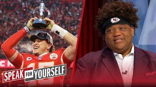 Patrick Mahomes is the reason Derrick Henry struggled vs Chiefs —Whitlock | NFL | SPEAK FOR YOURSELF