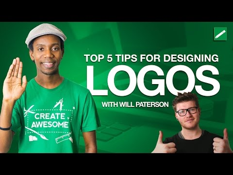 5 Best Tips for Logo Design with Logo Designer Will Paterson