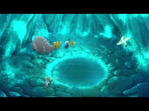 Lion Guard: The Chamber of the Lion Guard |Cave of Secrets HD Clip
