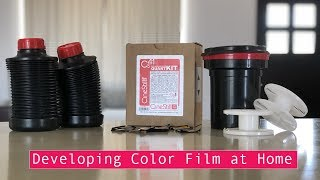 Developing Color Film at Home - Everything You Need to Know