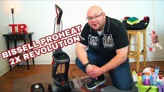 Bissell ProHeat 2X Revolution Teppichreiniger Polsterreiniger im Test Review