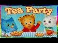 Daniel Tiger 39 s Tea Party Gameplay Daniel Tiger 39 s