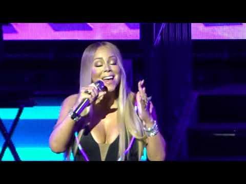 Mariah Carey - CAUTION - 01.06.19 - Palais des Congrès Paris