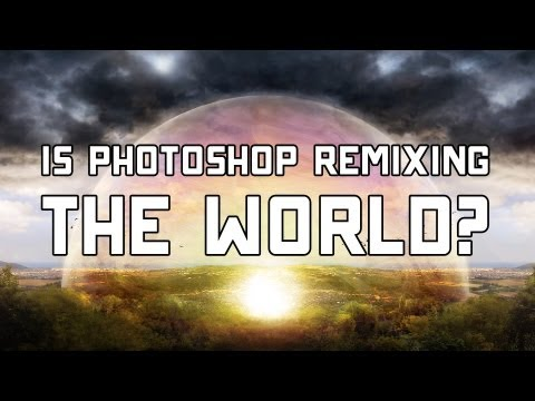 Photoshop Has Changed The World