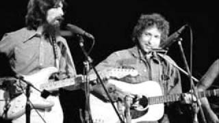 Bob Dylan and George Harrison Gates of eden