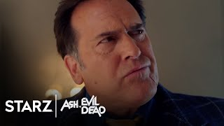Ash vs. Evil Dead | Season 3 - Ash vs Evil Dead is Filmed in Front of a Live Studio Audience Promo
