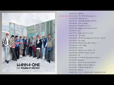 Wanna One 노래모음/Best Songs25