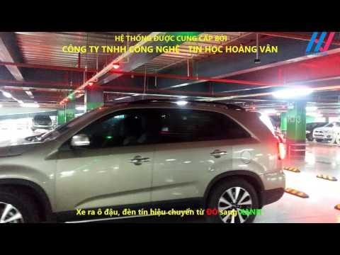 Hướng dẫn đậu xe tại Sân bay Tân Sơn Nhất