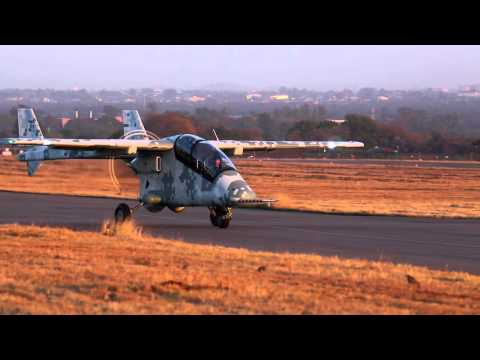 Monster Machines: Africa's First Indigenous Aircraft Will Compete With Surveillance UAVs