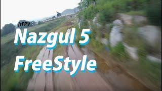 Nazgul 5 | FPV FreeStyle | ExpressLRS | Sunday Morning