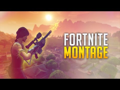 LONELY ROAD - Fortnite Montage