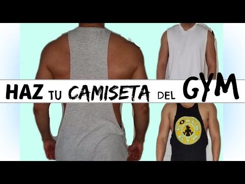 DIY: Recicla y corta tu camiseta con estilo (para hombres) - Malejandra's Style