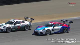 "Next ""Edge Of Your Seat Moments Presented By RECARO"" Episode Features WeatherTech Raceway."