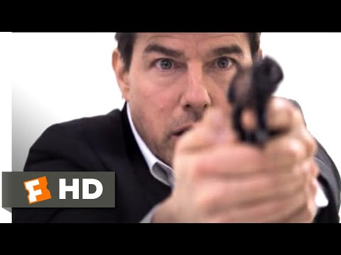 Mission: Impossible - Fallout (2018) - Bathroom Brawl Scene (2/10) | Movieclips