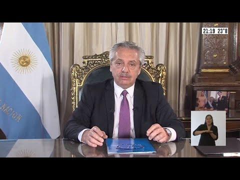 Video: Las medidas del presidente sobre el coronavirus