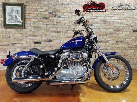 2007 Harley-Davidson Sportster® 883 Low in Big Bend, Wisconsin - Video 1
