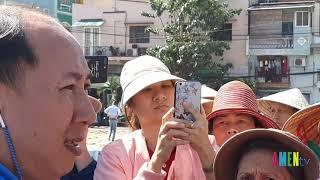 Ngày 22.01.2019, Dân Oan Lộc Hưng tiếp tục ra đất phản đối việc cắm mốc trên đất của dân