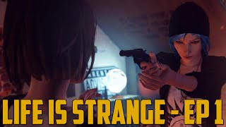 """""""WTF IS THIS GAME!?"""" (Life is Strange - FULL Ep. 1 - Chrysalis)"""