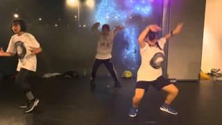 """momoca""""Grind Or Die / Eve""""@En Dance Studio SHIBUYA"""