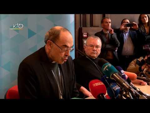Le cardinal Barbarin va présenter sa démission au Pape