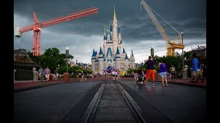 Can Cinderella Castle Be Taken Down For A Hurricane?