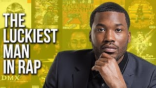 Meek Mill: The Luckiest Man In Rap