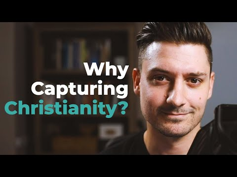 Welcome to Capturing Christianity!