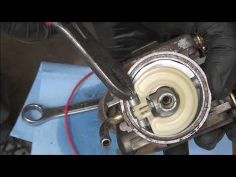 Craftsman LT 1000 Kohler 16 OHV Carburetor rebuild engine by Dan